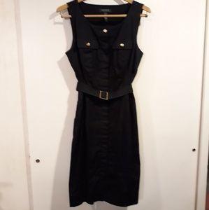 Ralph Lauren belted shirt dress